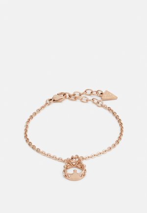 QUEEN OF HEART - Bracelet - rose gold-coloured