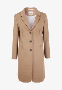 Cinque - Classic coat - camel - 4