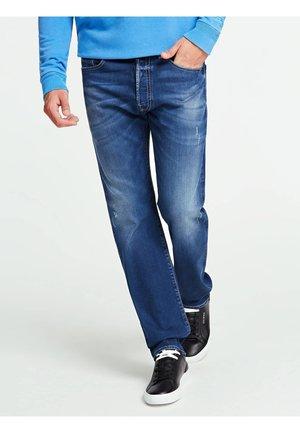 SLIM FIT - Jeans slim fit - blau