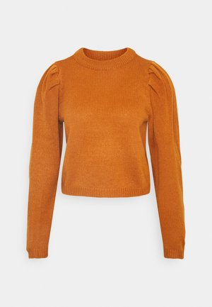 ONLNICOYA  - Pullover - pumpkin spice