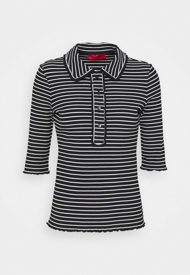 CHIMERA - T-shirt print - black pattern