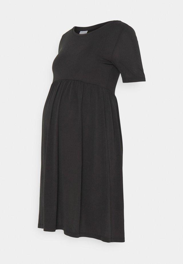 PCMKAMALA DRESS - Jerseyklänning - black