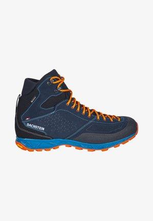 SUPER FERRATA MC GTX - Hiking shoes - dunkel blau