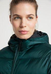 PYUA - Ski jacket - dark moss green - 3