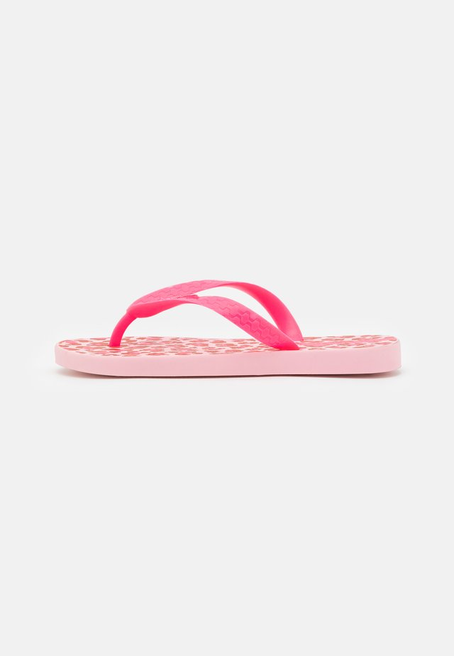 CLASSIC KIDS - Varvassandaalit - pink/neon pink