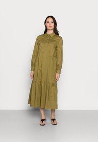 Esprit Collection - Shirt dress - olive - 0