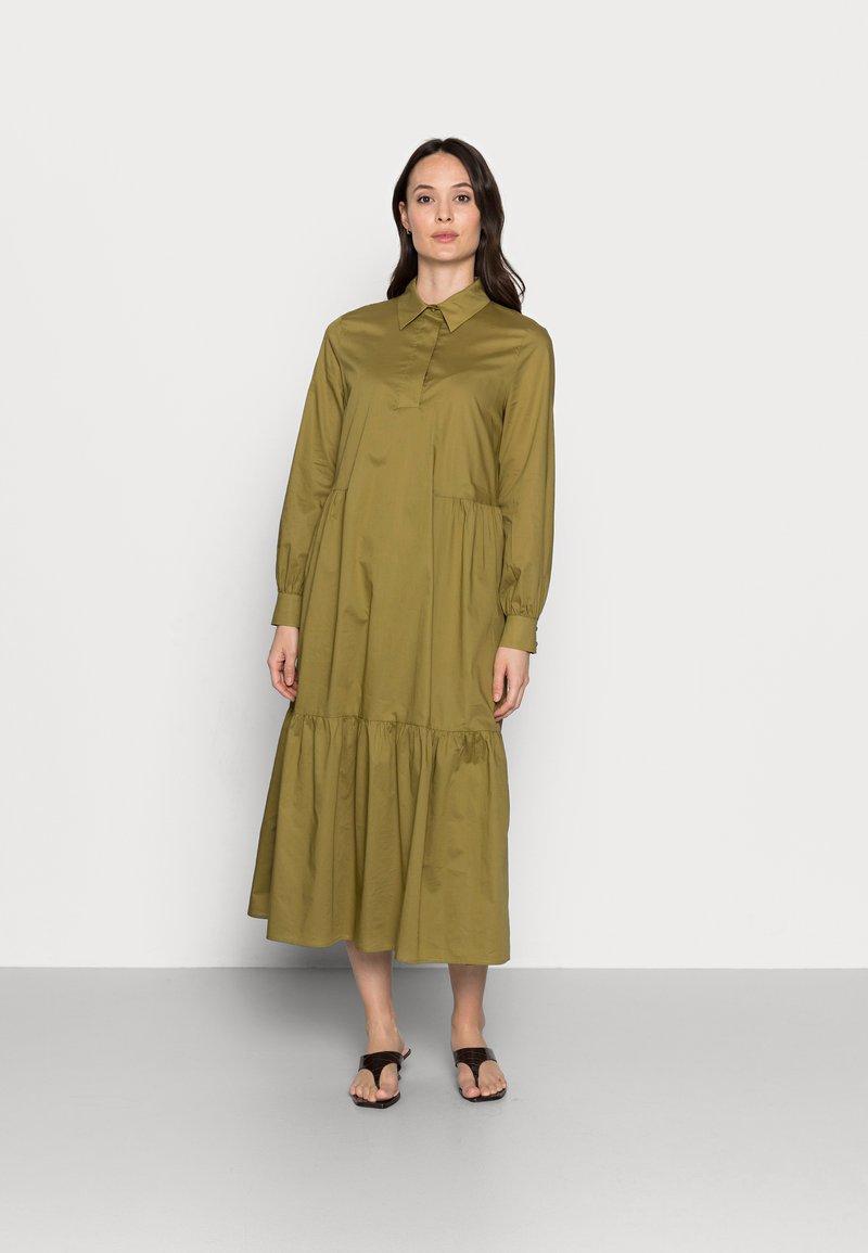 Esprit Collection - Shirt dress - olive