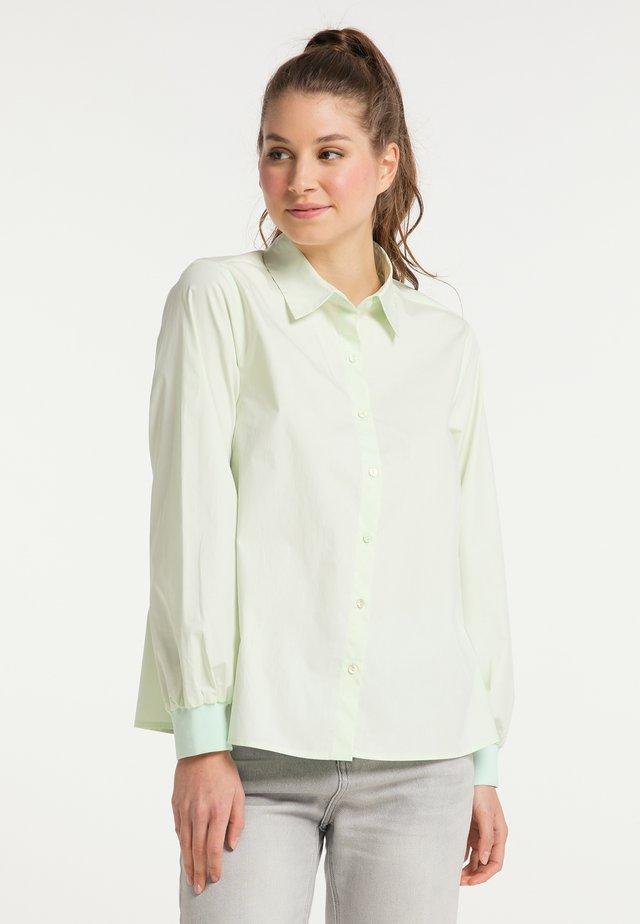 Button-down blouse - hellminze