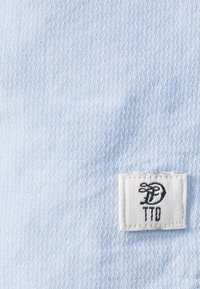 TOM TAILOR DENIM - MINI STRUCTURE - Shirt - light blue - 2