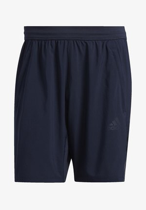AEROREADY 3-STRIPES 8-INCH SHORTS - kurze Sporthose - blue