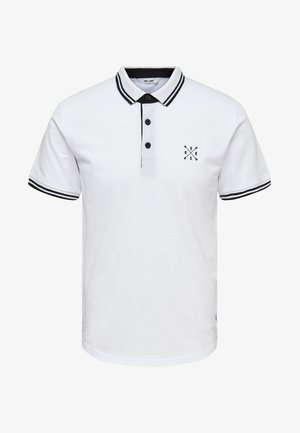 ONSSTAN  - Polo shirt - white