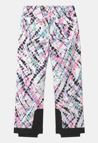 Spyder - OLYMPIA UNISEX - Pantalon de ski - multi-coloured - 1