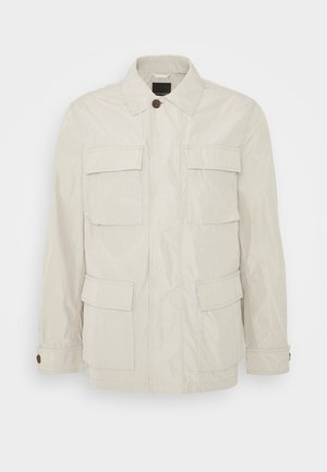 TRAVEL POCKET JACKET - Summer jacket - natural stone