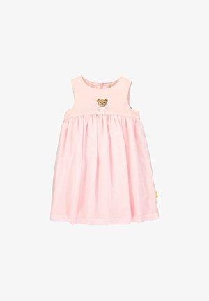MIT PÜNKTCHEN - Cocktail dress / Party dress - powder pink