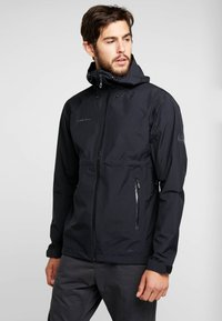 Mammut - CONVEY TOUR  - Hardshell jacket - black - 0