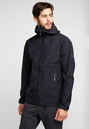 CONVEY TOUR  - Hardshell jacket - black