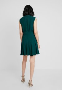 French Connection - CARRABELLE DRESS - Day dress - bayou green - 3