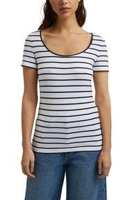 Esprit - TSHIRT DANCER - Print T-shirt - white - 8