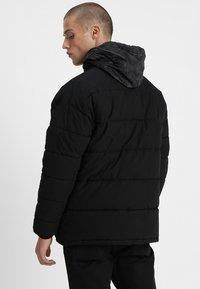 Schott - NEBRASKA - Winter jacket - black - 3