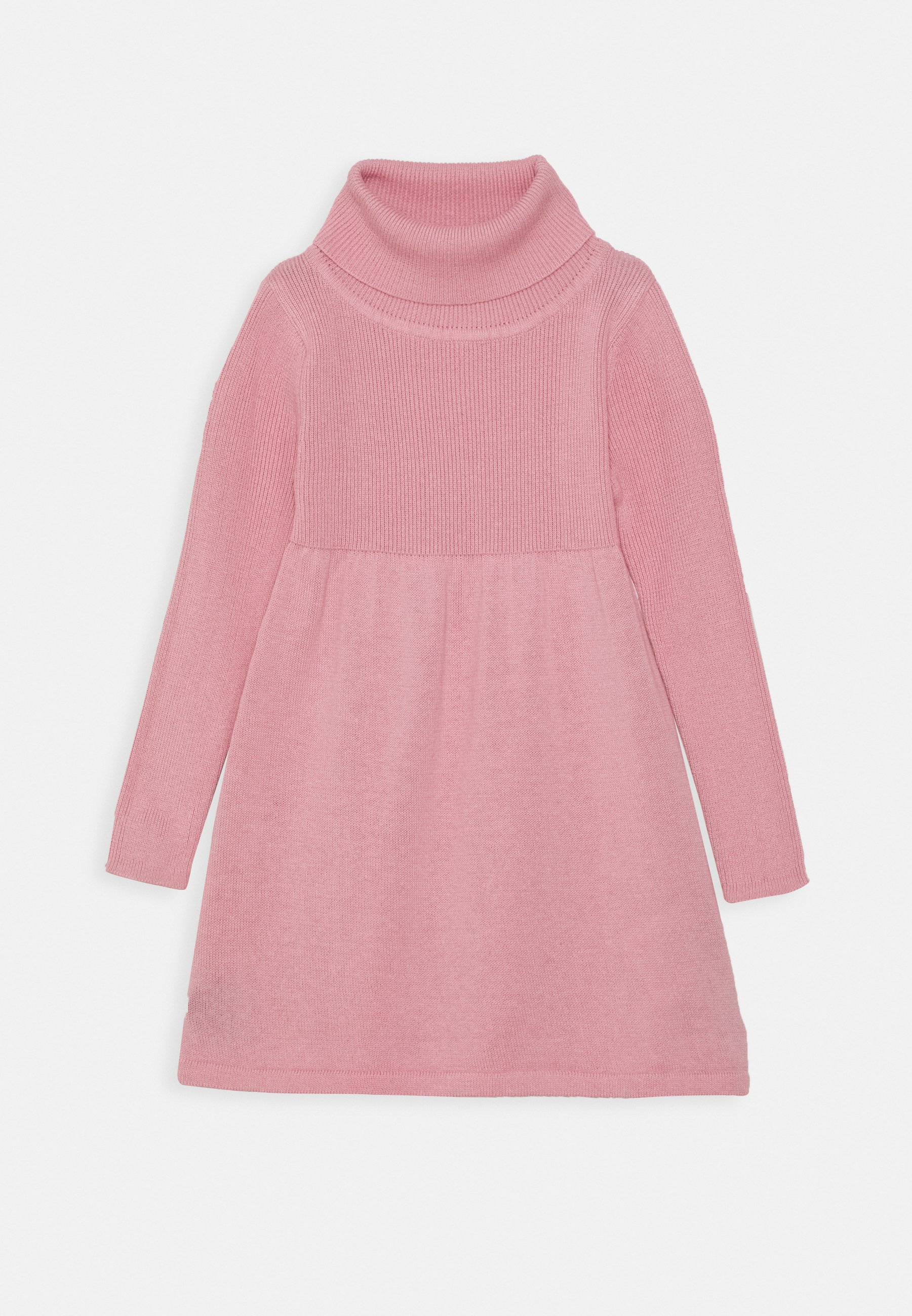 Kids KIDS ROLLNECK DRESS - Jumper dress