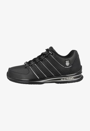Trainers - black-silver