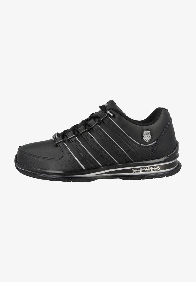 K-SWISS - Trainers - black-silver