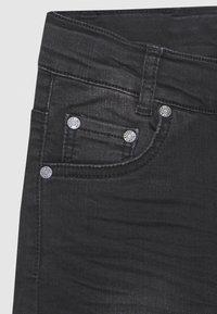 Blue Effect - BOYS SPECIAL SKINNY - Jeans Skinny Fit - black soft - 2