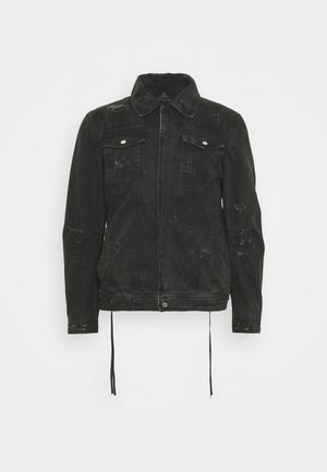 RAVE - Denim jacket - black