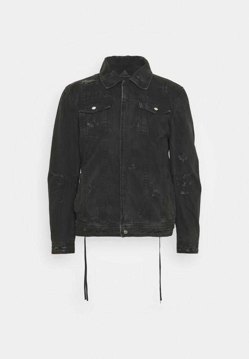 Be Edgy - RAVE - Denim jacket - black