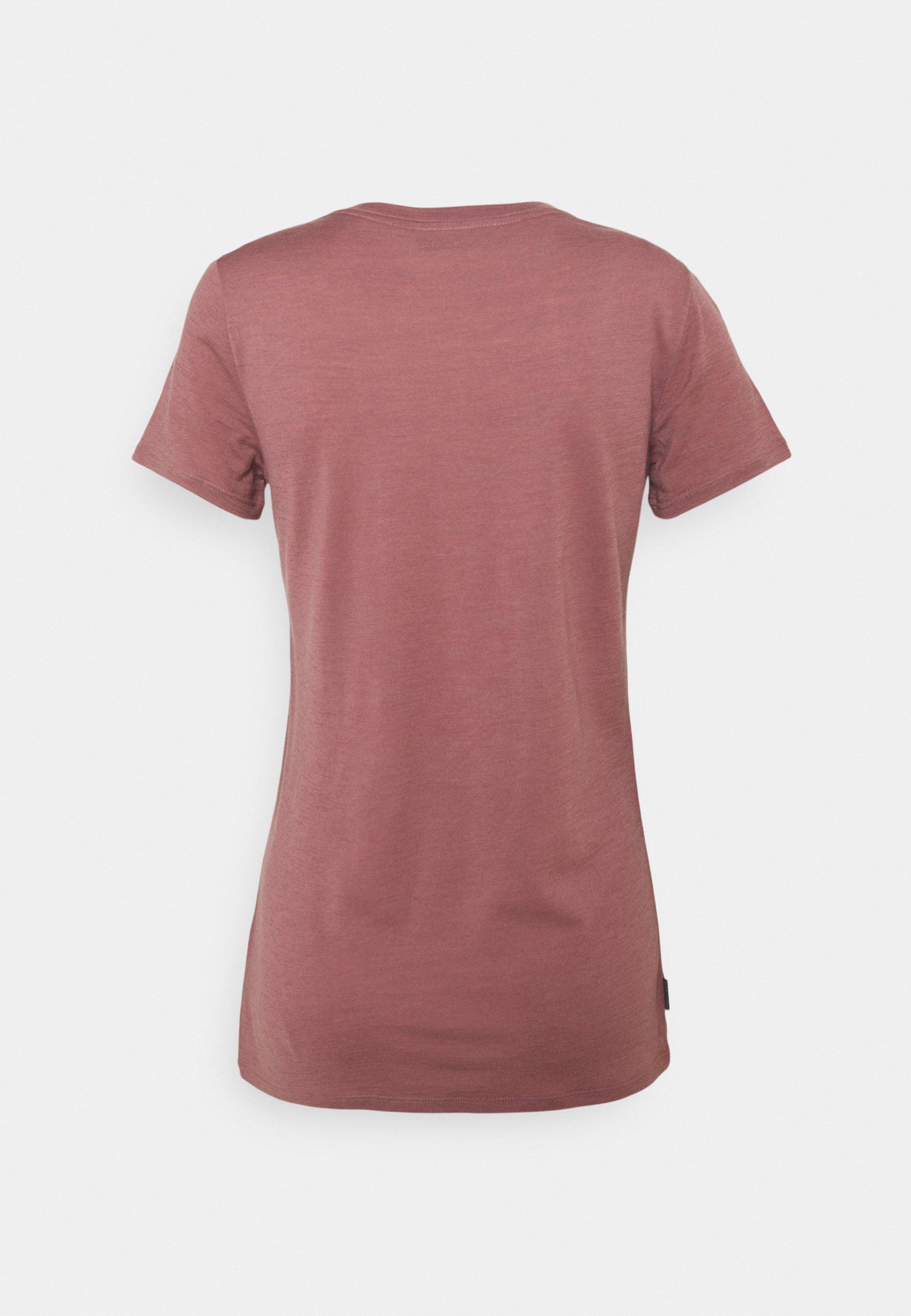 Femme TECH LITE LOW CREWE - T-shirt basique