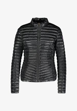 Down jacket - schwarz