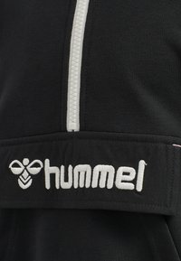 Hummel - VALERIE LONG UNISEX - Sweatshirt - black - 2