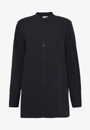 FREDDIE SHIRT - Button-down blouse - navy
