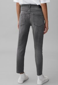 Marc O'Polo - THEDA - Relaxed fit jeans - grey effect wash - 2