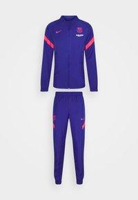 FC BARCELONA MNK DRY SET - Club wear - deep royal blue/lt fusion red