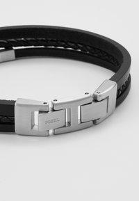 Fossil - VINTAGE CASUAL - Bracelet - black - 5
