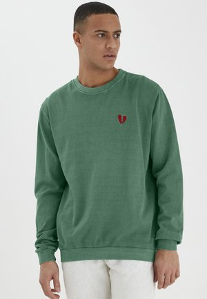 RICKY - Sweatshirt - sagebrush green