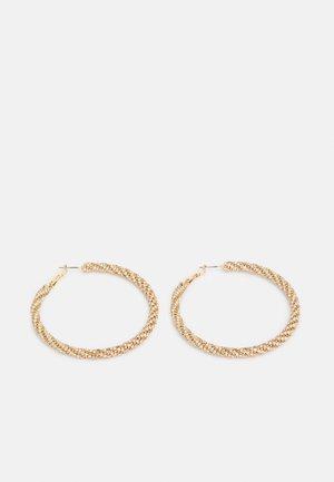 PCEVIA EARRINGS - Earrings - gold-coloured