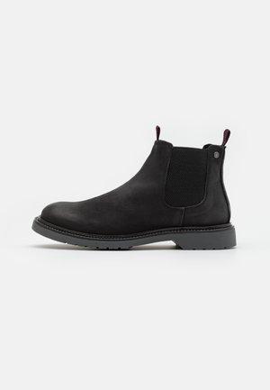 JFWLEYTON - Classic ankle boots - pirate black