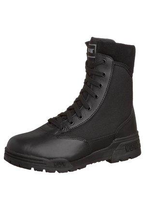 CLASSIC - Hiking shoes - black