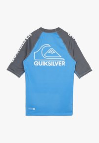 Quiksilver - ON TOUR YOUTH - Rash vest - blue nights - 1