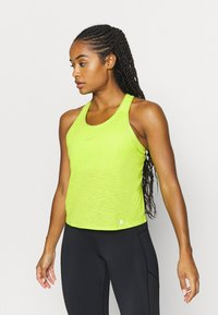 Sweaty Betty - PULSE RUNNING VEST - Top - lime punch green - 0