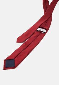 Pier One - SET - Cravatta - dark red - 1