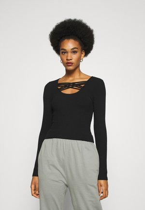 ONLMARY - Long sleeved top - black