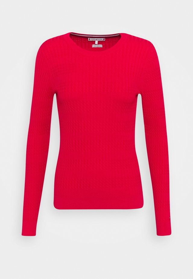 ESS CABLE - Jumper - cornell red