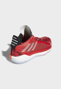 adidas Performance - DAME 6 SHOES - Basketball shoes - red - 4
