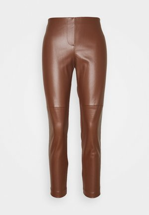 PANTS - Legging - cinnamon