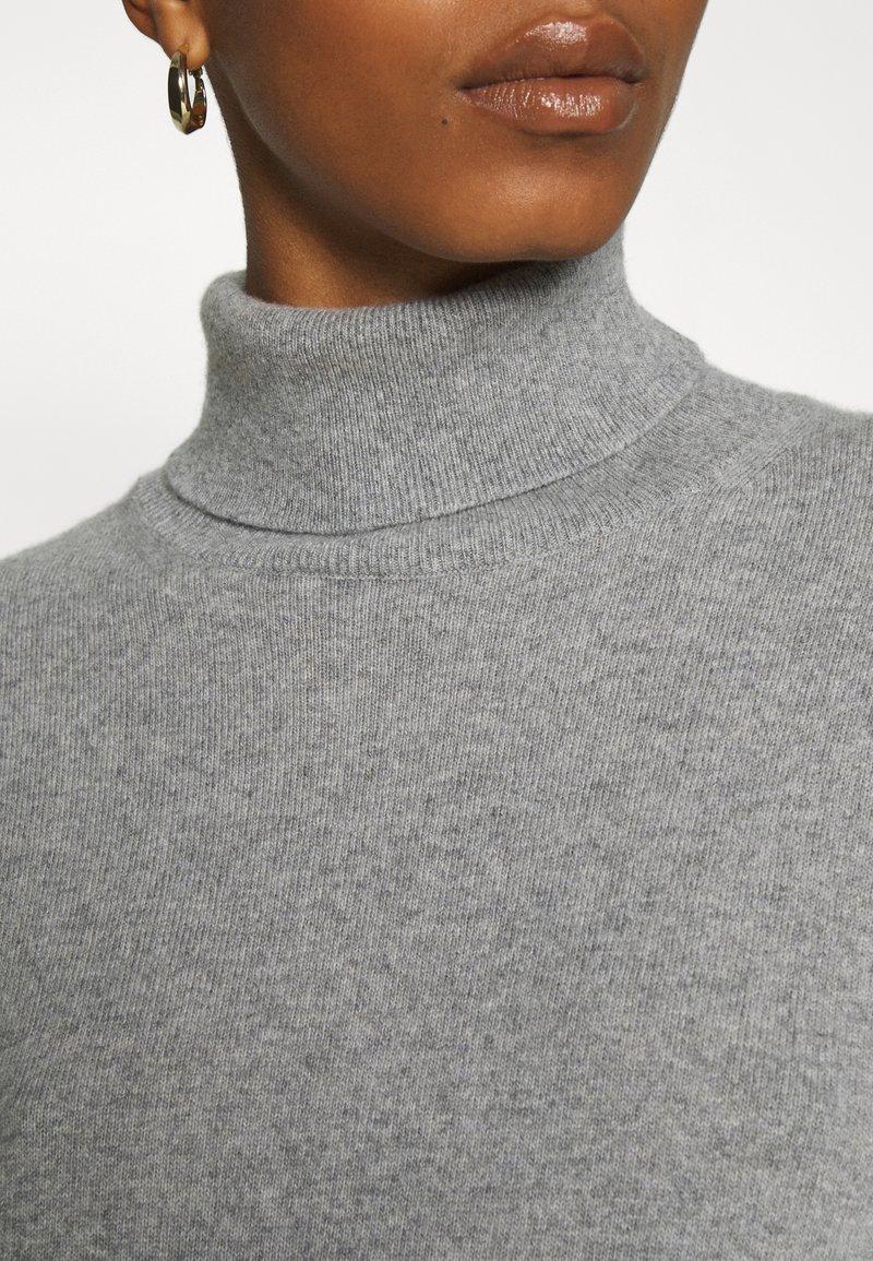 ALIGNE ANNALISE - Strickpullover - grey/grau dVWV5i