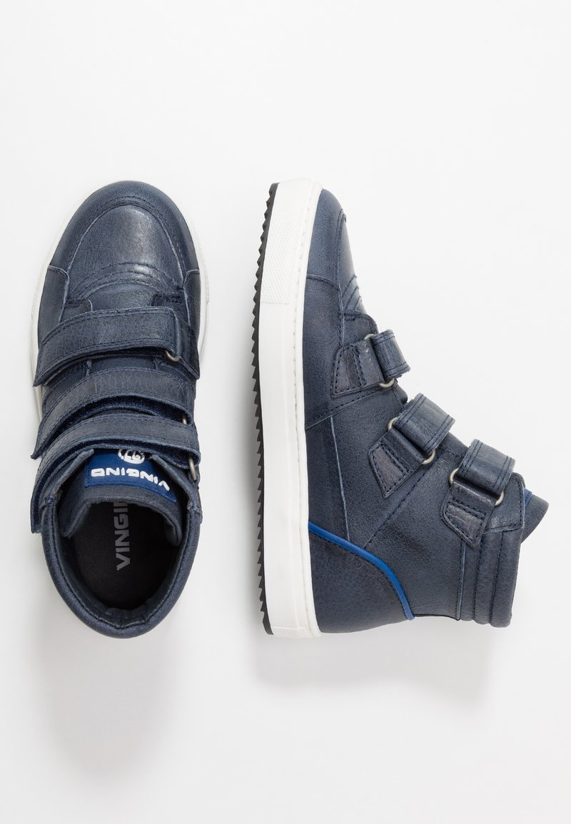 Vingino - SIL MID - High-top trainers - navy blue