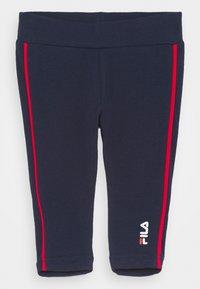 Fila - GINA 7/8 - Leggings - Trousers - black iris - 0